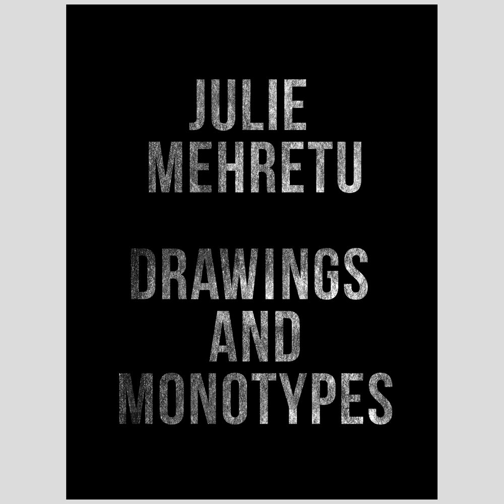 Kettles Yard Julie Mehretu Drawings and Monotypes  1