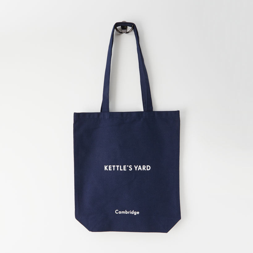 Kettles Yard Kettle's Yard Navy Gabo Tote Bag 2