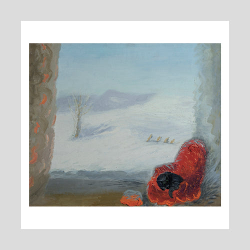 Langham Press Winifred Nicholson Fireside Greetings Card Pack of 6 1