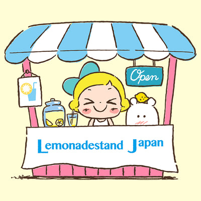 Appointed as an Ambassador for Lemonade Stand Japan!