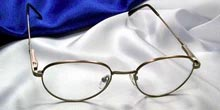 Dublins Bronze Metal Eye Frames