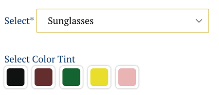 Focusers Sunglasses Color Choices