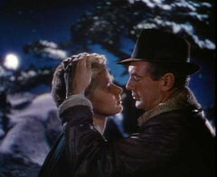 Film scene from For Whom the Bell Tolls