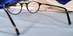 Governor's Poor Boys Due Hue Eyeglass Frames Back View