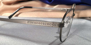 Hemingway Tolls Eyeglass Frames Side View