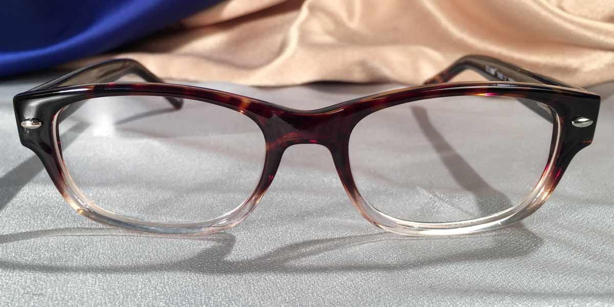 Tango Army Eyeglass Frames Front View
