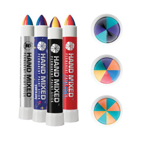 Hand Mixed (HMX) Paint Sticks