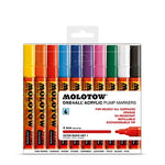 227 Molotow Marker Pack x 10
