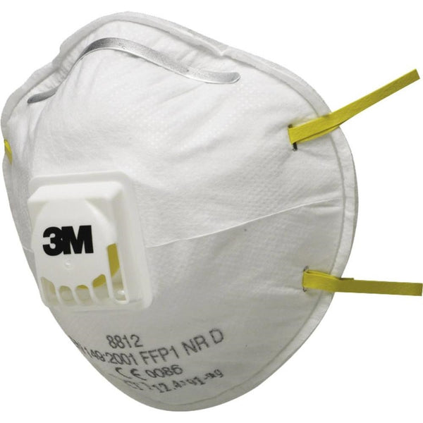 3M 8812 Paper Gas Mask with Filter