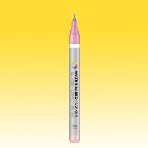 MTN Ultra Fine Water Based Marker [0.8MM] - Cadmiun Yellow Medium