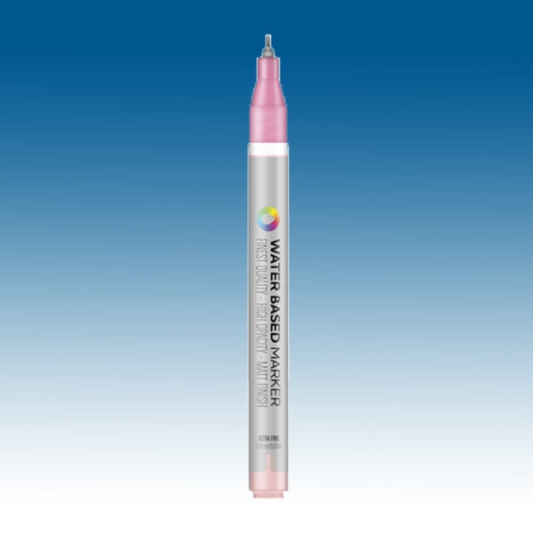 MTN Ultra Fine Water Based Marker [0.8MM] - Prussian Blue