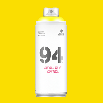 Montana 94 Spraypaint - Amarillo Limon - Yellow