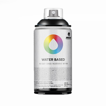 Montana waterbase spraypaint air white