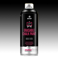 MTN PRO Erasable Chalk Paint - Black