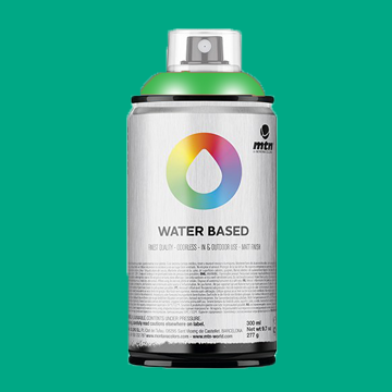 Montana water based spraypaint Emerald Green
