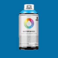 Montana waterbase spraypaint Prussian Blue
