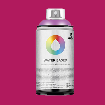 Montana waterbase spraypaint Red Violet