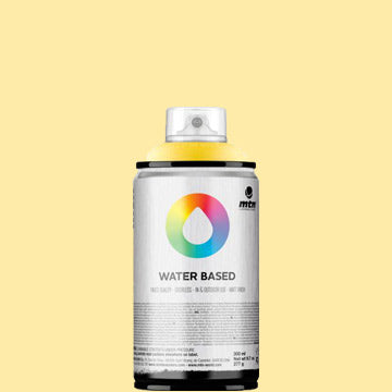 Montana waterbase spraypaint Titanium Light
