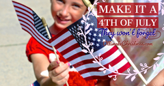 Make your 4th of July party stand out this year!