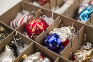 How Do You Keep Your Ornaments Organized?