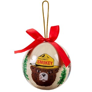 US Park travel ornament christmas