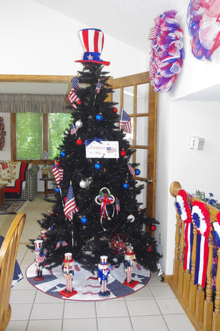 Ultimate 4th of July tree
