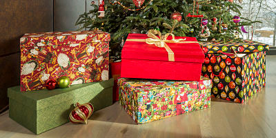 Ultimate Christmas decorative storage boxes