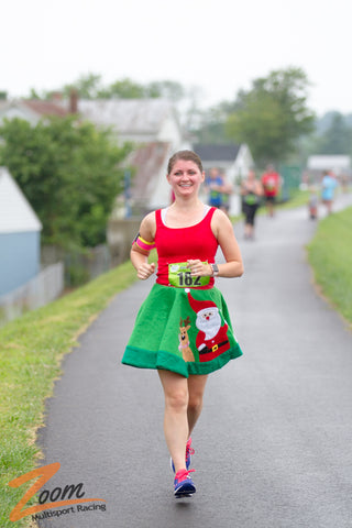 Christmas in July Half Marathon Ohio