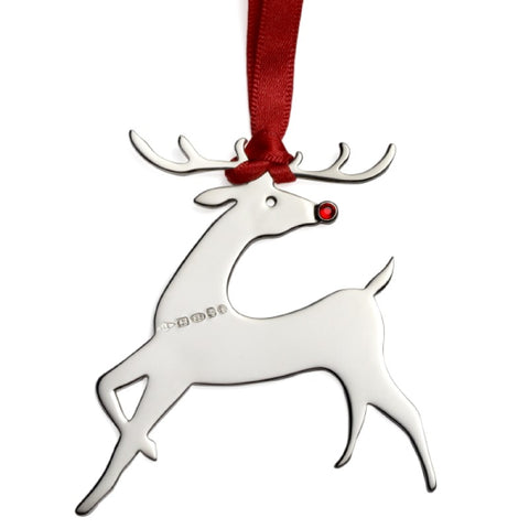 Raindeer Christmas Ornament