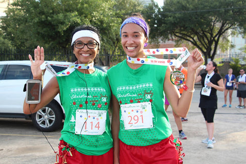 Salvation Army Christmas in July fun run