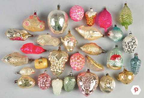Antique Ornaments