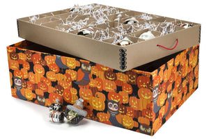 Ultimate Ornament Box - Owl Be Watching