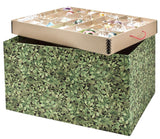 Ultimate Ornament Chest - Green S-Leaves