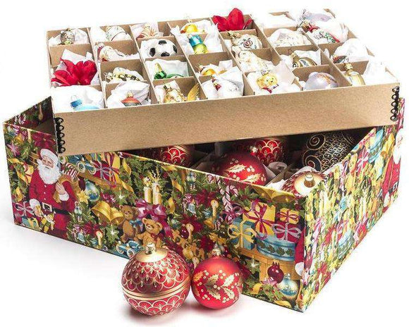 Ultimate Ornament Box - St. Nicholas
