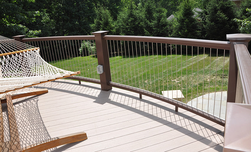 Invis-A-Rail Featured In Professional Deck Builder Magazine