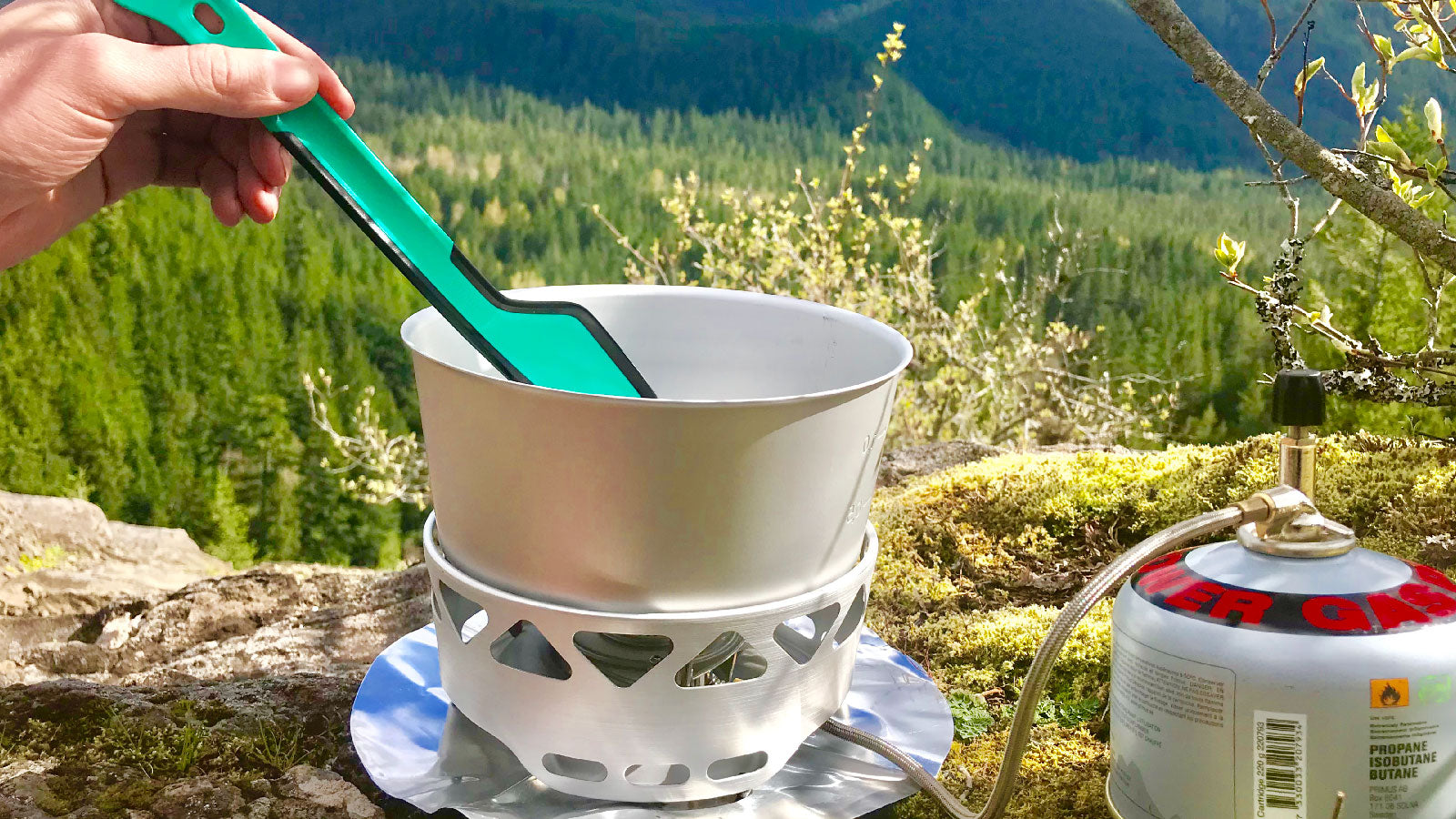 10 essentials for backcountry cooking