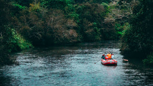 Packing List for Multiday Rafting Trips