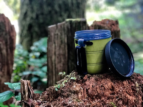 Backcountry cooking; cooking utensil; camping gear;
