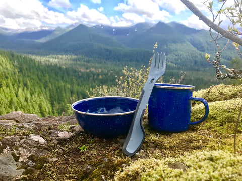 backcountry cooking ; camping utensil ; spork ; camping accessories