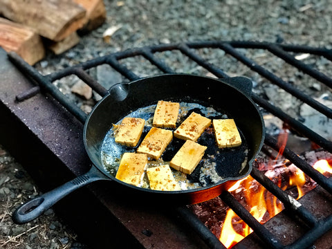 make ahead camping meals ; yakisoba ; camping meals ; backpacking meals ; hiking meals ; camping utensils ; camping gear