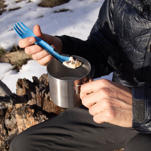 Morsel Spork (Mini) - Camping, Travel, Lunch Utensil