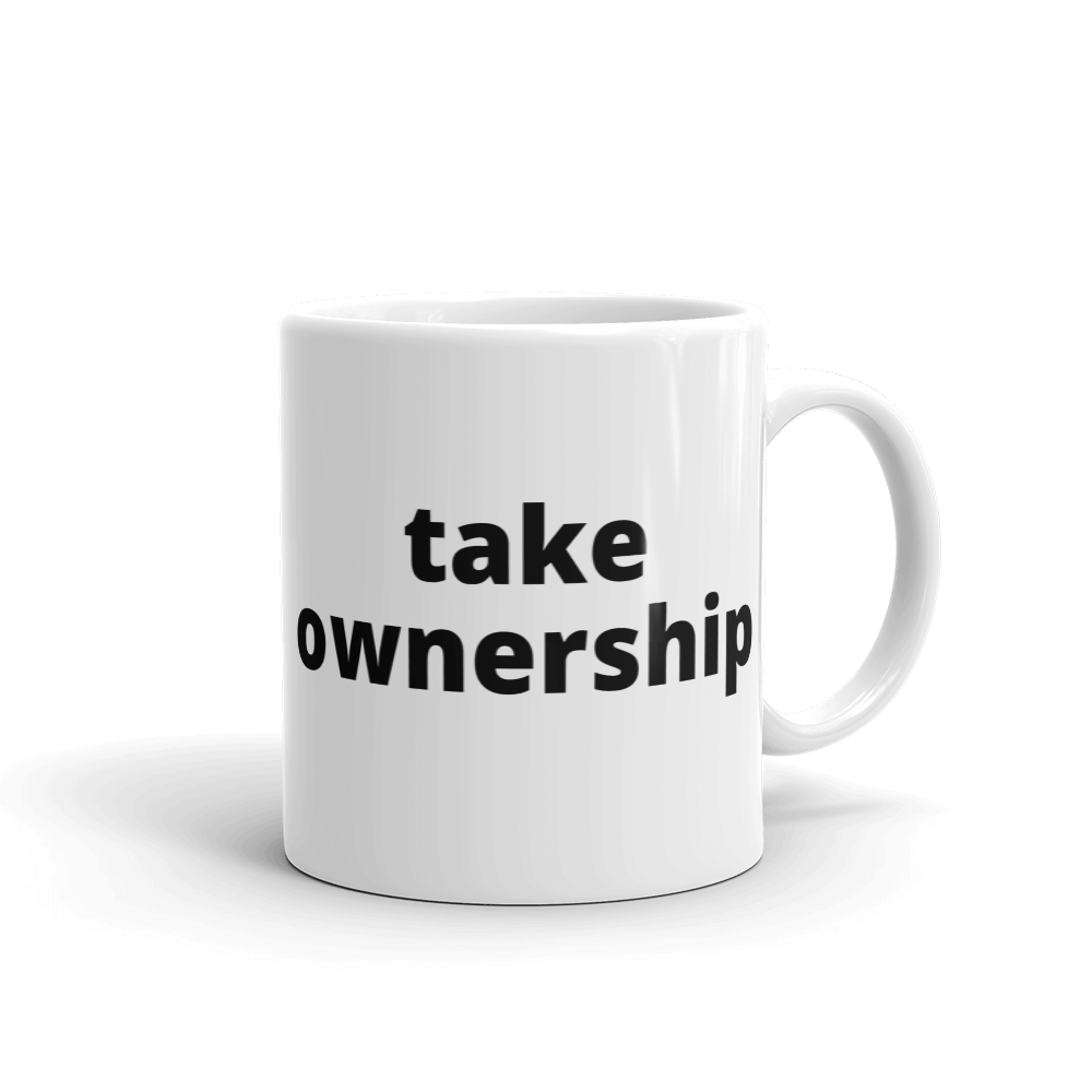 take ownership - G's Online Store