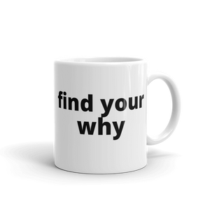 find your why - G's Online Store