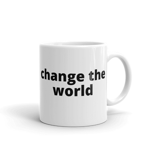 change the world - G's Online Store