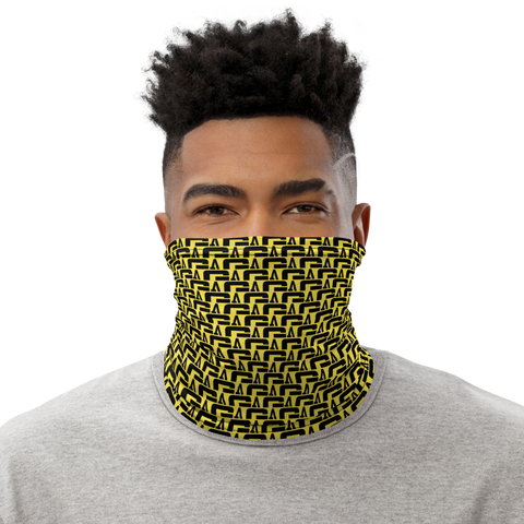 G Athletics Neck Gaiter Yellow - G's Online Store
