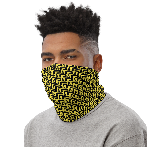 G Athletics Neck Gaiter Yellow