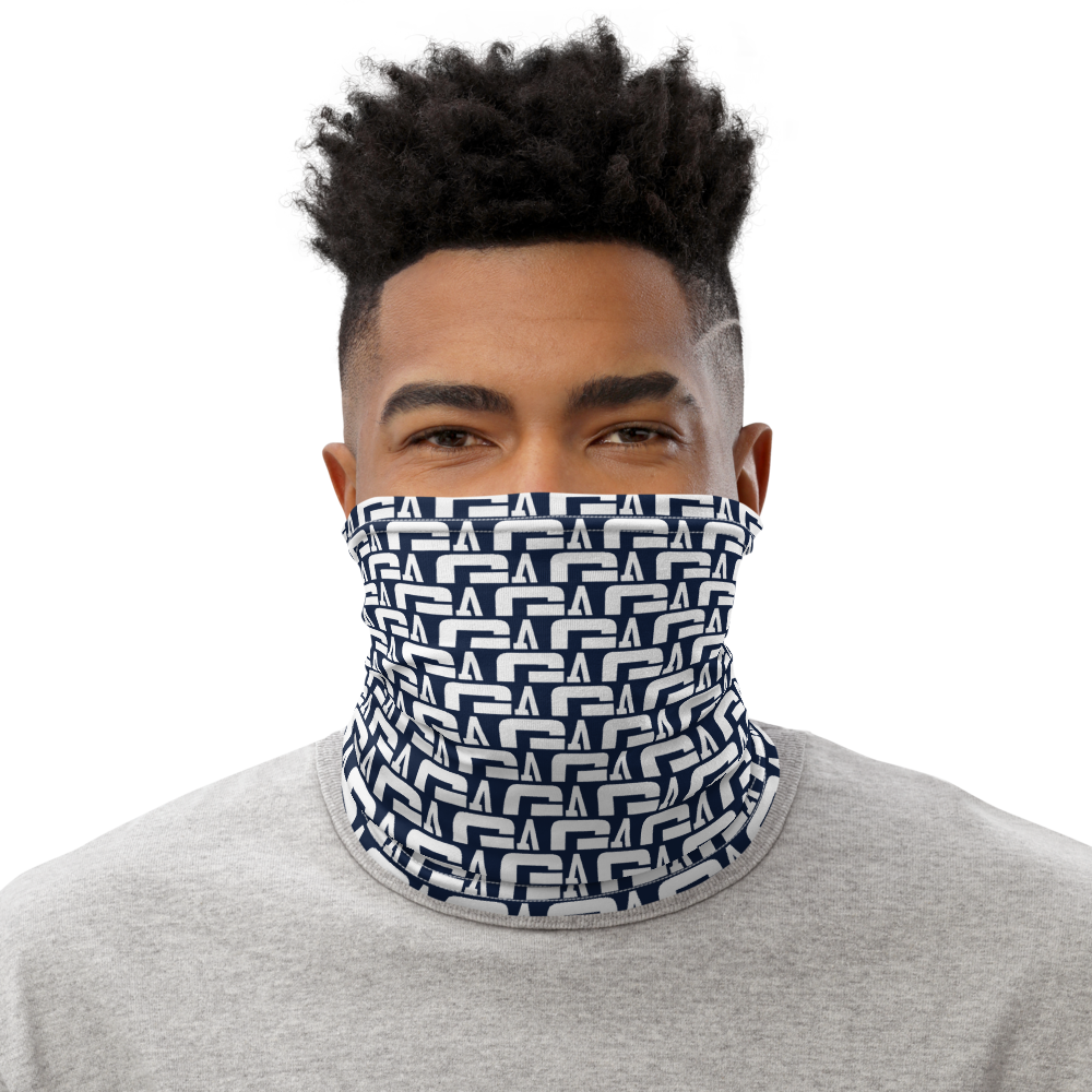 G Athletics Neck Gaiter Navy Blue - G's Online Store
