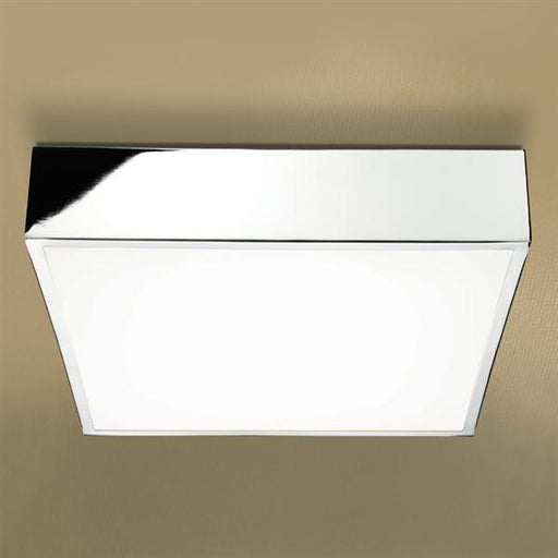 HiB Inertia LED illuminated square Ceiling Light