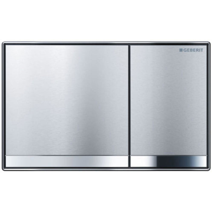 Geberit flush plate Sigma60 for dual flush,