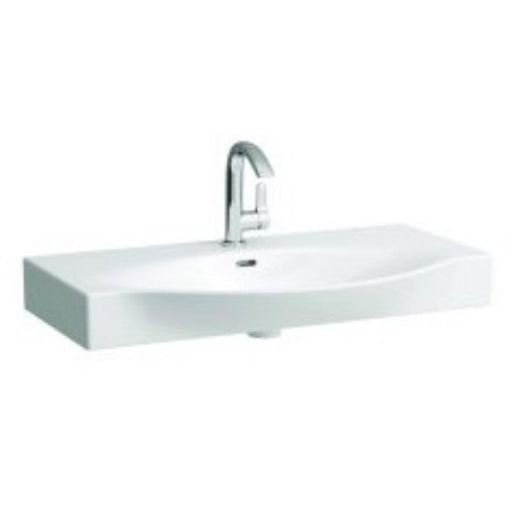 Laufen Palace Countertop Basin One tap hole - White